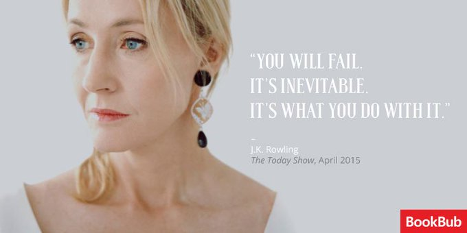 20 of J.K. Rowling\s Most Inspiring Quotes  Happy birthday,