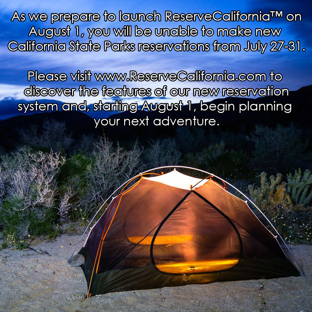 CA State Parks on Twitter: