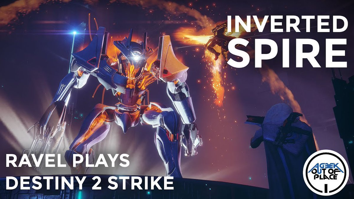 Did you guys catch my last video? I finally played the Destiny 2 Beta strike: Inverted Spire! #letsplay #destiny2  https:// youtu.be/M-jTF3Tg2Jo  &nbsp;  <br>http://pic.twitter.com/WLuPujWqsf