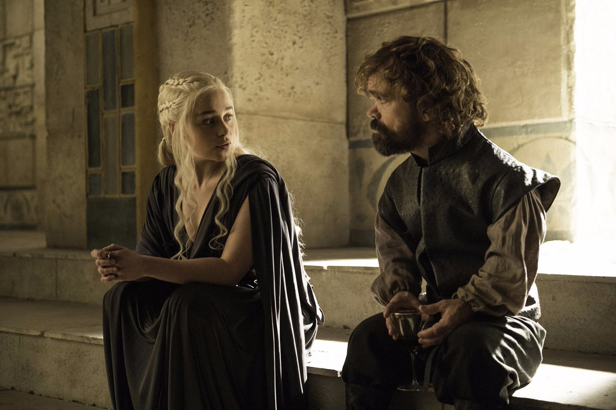 I was thinking: if I had Tyrion Lannister as my counselor, I would solve 3/4 of the problems of my life. @GameOfThrones #GoT #GameOfThrones  <br>http://pic.twitter.com/fAFpPlWtp3
