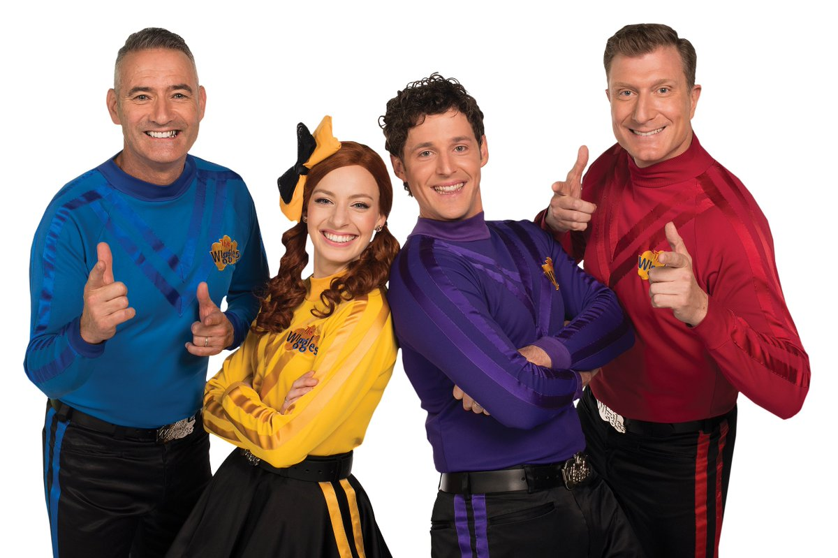 The Wiggles Tour Canada