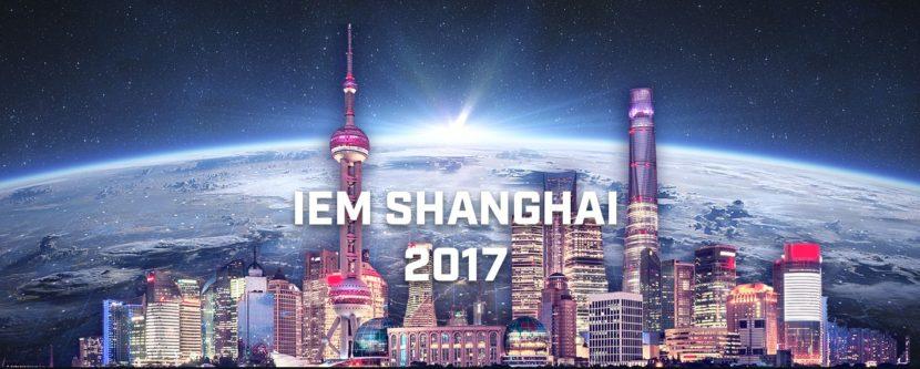 2017 IEM Shanghai