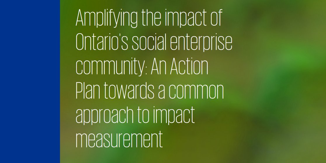 Amplifying the impact of Ontario's #socent community @csiTO  @coop_ontariofr @MaRSDD @parocentrenorth @PillarNN    http:// ow.ly/6PC130dVT0Q  &nbsp;  <br>http://pic.twitter.com/UTiyKWbW0L