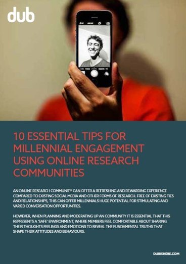10 tips for millennial engagement in online research communities    http:// hubs.ly/H07L7zk0  &nbsp;    #mrx #newmr #marketresearch #tech<br>http://pic.twitter.com/0qe66tknEQ