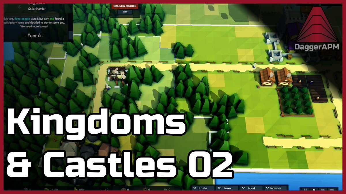 NEW VIDEO: How to build a castle/village out of wood and stone ...    https:// youtu.be/-KK4i7PwJlE  &nbsp;     #kingdomsandcastles #resources <br>http://pic.twitter.com/rYukRPJcUG
