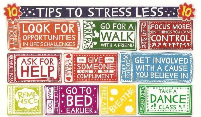 10 Tips to #Stress Less! #2 Go for a Walk  Via @healthatworkUK #stressrelief<br>http://pic.twitter.com/y1xgL07m24