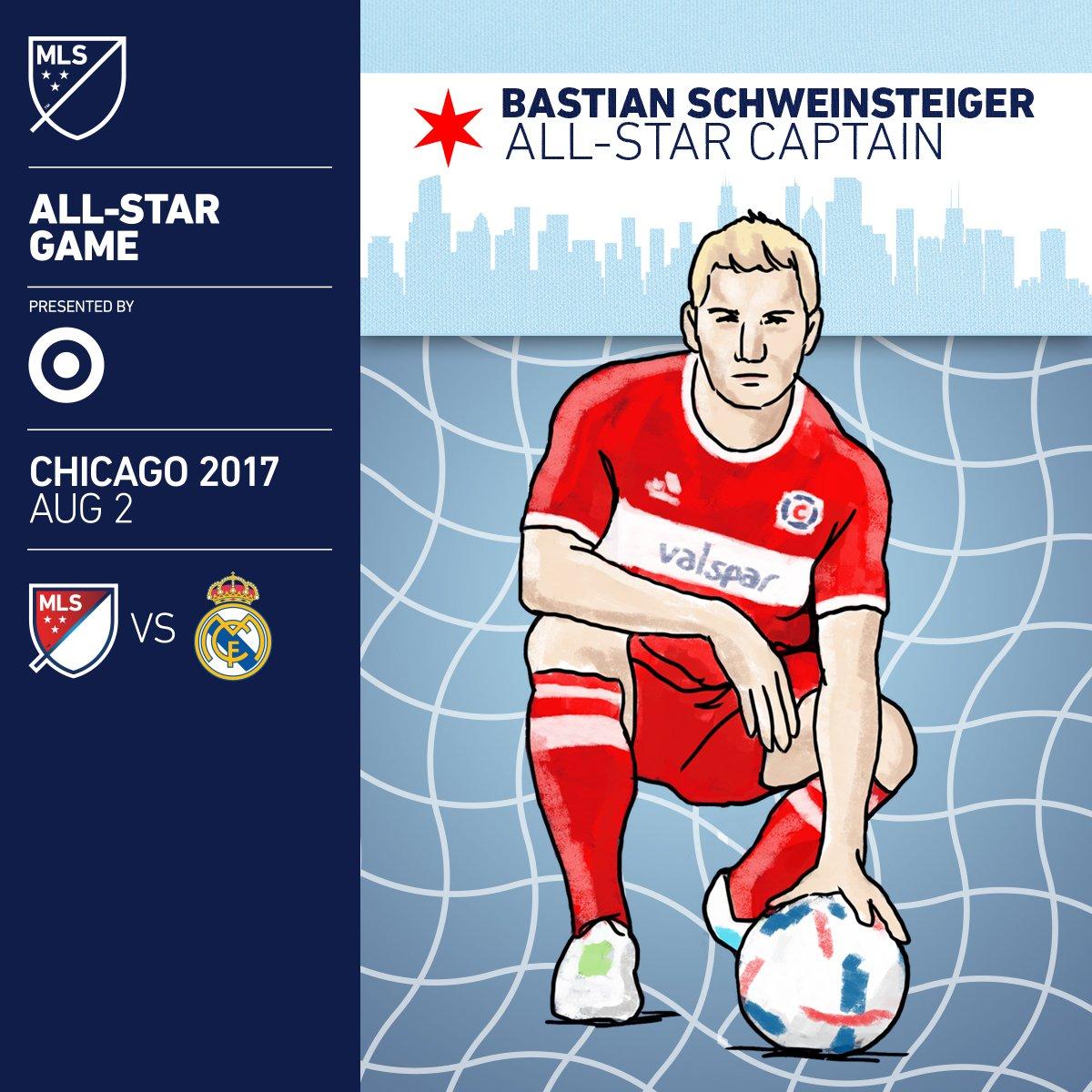 """MLS-ის ვარსკვლავებს """"რეალთან"""" მატჩში შვაინშტაიგერი უკაპიტნებს"""