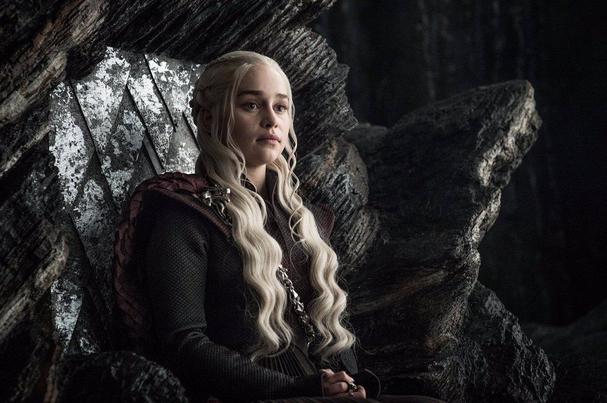Emilia Clarke as Daenerys Targaryen - S07 Ep03 #GameOfThrones  <br>http://pic.twitter.com/zHpjZdQJpr