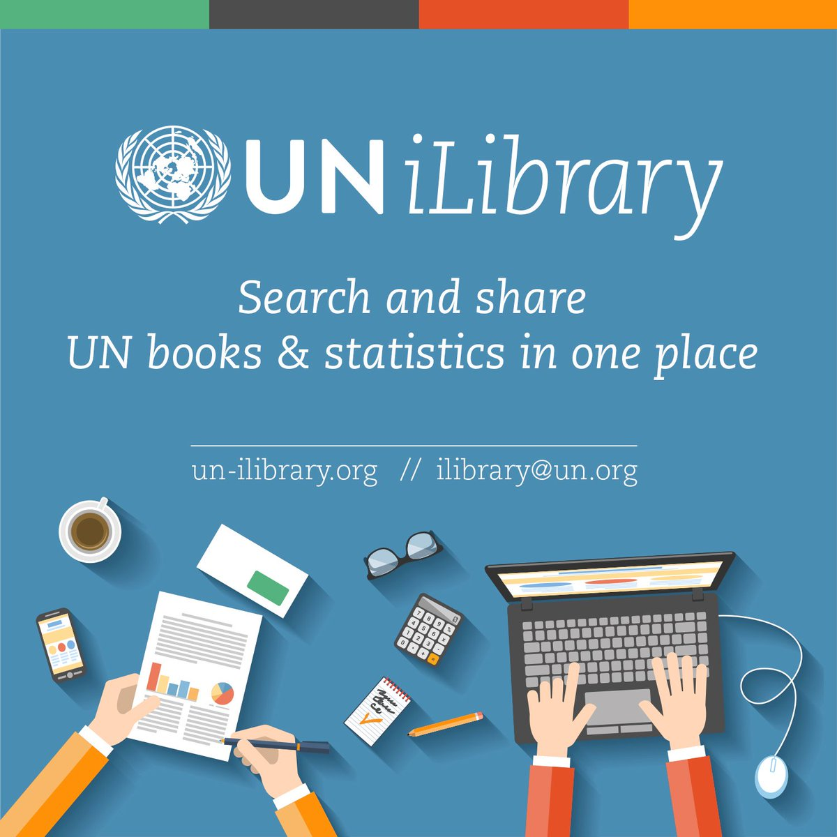 For the 1st time #UN books, reports, stats are available in one place for easy search &amp; share. Try #UNiLibrary today  http://www. un-ilibrary.org / &nbsp;  <br>http://pic.twitter.com/2pfkSMV68x