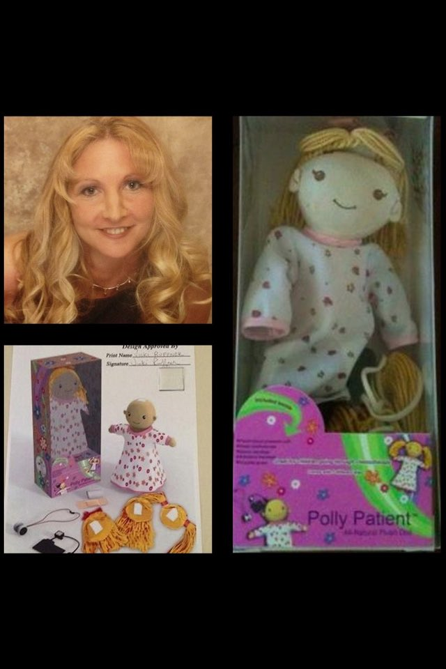 Plz Follow Polly Patient B/G Doll Line for Kids with a Cold to Cancer. Helping Children Worldwide #Follow4Follow <br>http://pic.twitter.com/45BHYlcH6W