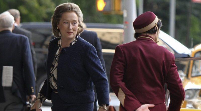 THE PAPERS: Fotos do set mostram o visual de Meryl Streep para o longa de Spielberg goo.gl/DKH9UZ
