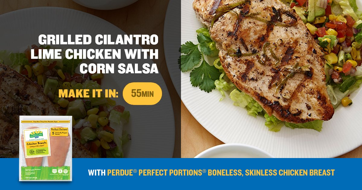 Need a fresh twist to your grilled @PerdueChicken? Check out this cilantro lime flavor! #Promotion #PerdueCrew -  http:// sot.ag/6w83J  &nbsp;  <br>http://pic.twitter.com/9u9LLkIGcD