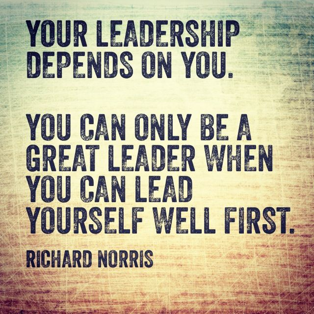#Entrepreneur&#39;s thought for the day - great quote on #leadership <br>http://pic.twitter.com/UB8Y8yZX74
