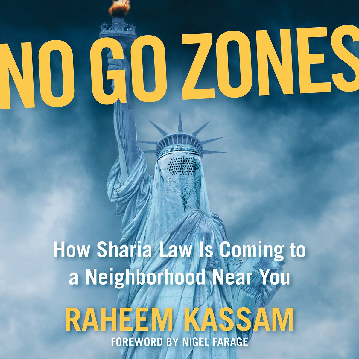 The book #Twitter  doesn&#39;t want you to read: #NoGoZones  Order now to receive on launch!  https://www. amazon.com/No-Go-Zones-Sh aria-Neighborhood/dp/1621576809/ref=tmm_hrd_swatch_0?_encoding=UTF8&amp;qid=&amp;sr= &nbsp; …   #books #islam #europe #usa <br>http://pic.twitter.com/85BIAWStgP
