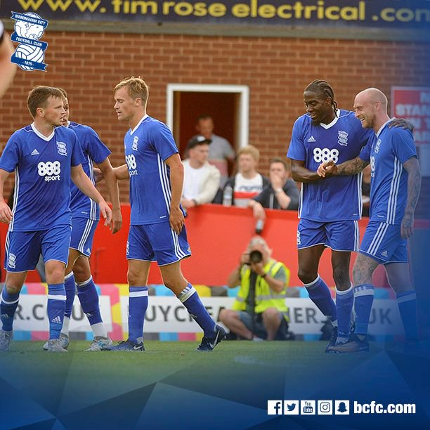 REPORT: Kidderminster Harriers 1 Blues 1   Read our take here 👉 https://t.co/pv6tMIq9kO #BCFC