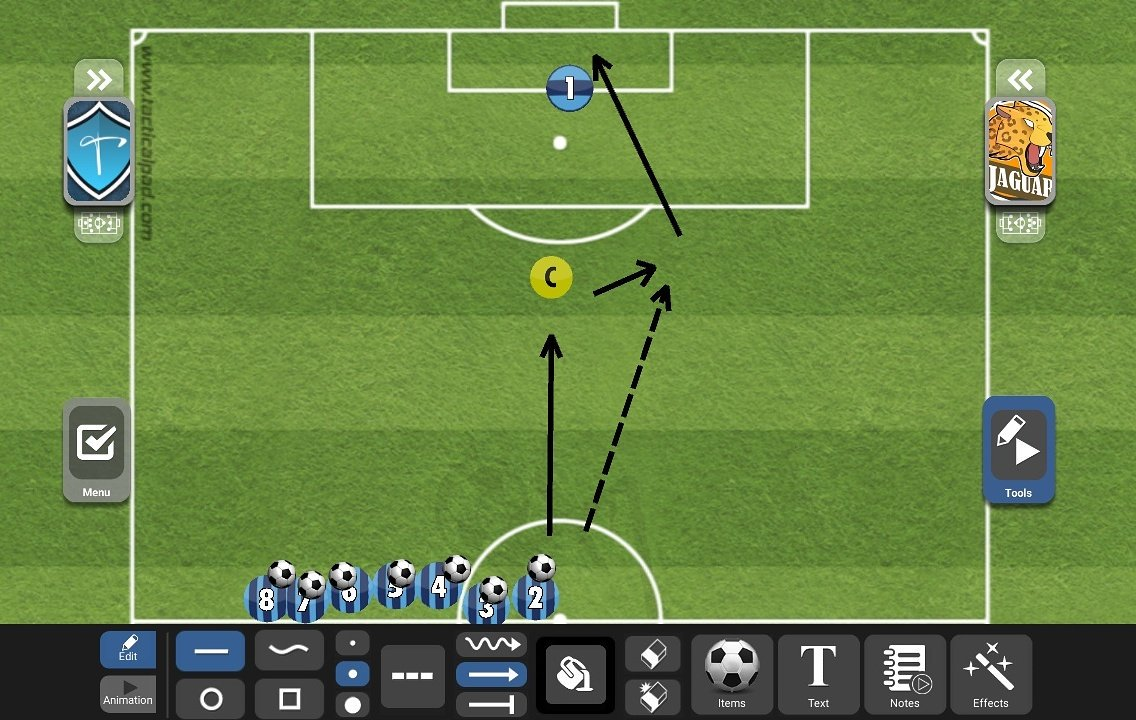 Made using @TacticalPad   Building on the most bog standard #football #soccer #warmup of all time  #coaching<br>http://pic.twitter.com/24Q3eMFxW0