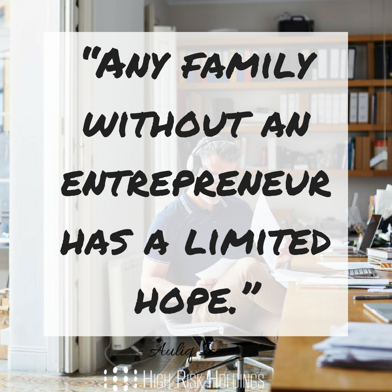 """Any family without an entrepreneur...""  ― Auliq Ice #quote #quotes #quoteoftheday #business #businessquote #innovation #motivation<br>http://pic.twitter.com/6Tt7VC2jly"