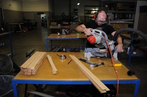 Learn to use the power tools in our Intro to WoodShop class in Rocklin tomorrow.  http:// buff.ly/2uvjFyv  &nbsp;   #maker #woodworking <br>http://pic.twitter.com/kKTtz2ht19