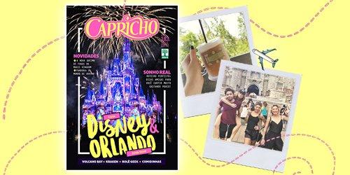 Baixe de graça o novo Guia CAPRICHO Disney & Orlando! Saiba como: https://t.co/Kb5JkuvWcf