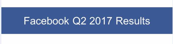 LIVE Webcast &amp; Replay: Facebook $FB Q2 2017 Results July 26  http://www. domainmondo.com/2017/07/facebo ok-fb-q2-2017-earnings-live.html &nbsp; …  #Facebook #stocks #investor #investing #socialmedia <br>http://pic.twitter.com/0P5ycLnuTw