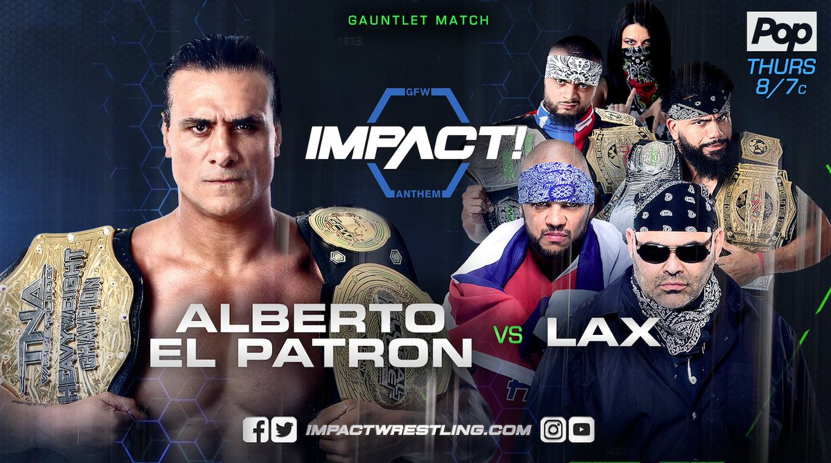 The war has been waged.   Tomorrow night, @PrideOfMexico faces all of #LAX on #IMPACTonPop.  MORE HERE:  http:// impac.tw/LAXAl726  &nbsp;  <br>http://pic.twitter.com/BI4b5KvebT