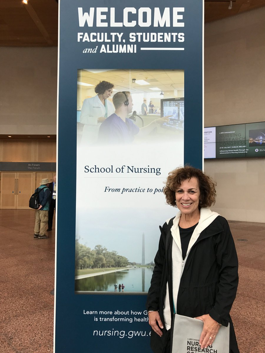 Happy to see @GWDeanJeffries made it safely to #Ireland for #INRC17! #GWU #nursing #healthcare #research <br>http://pic.twitter.com/qydohkoYDM
