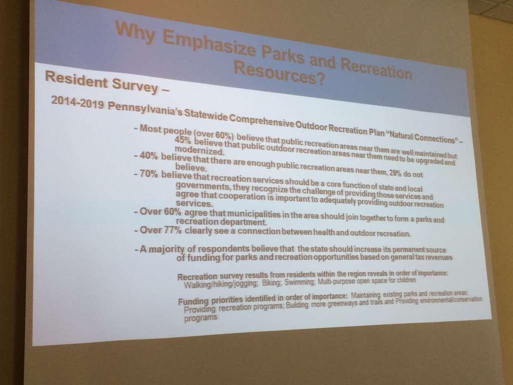 Lane says statewide survey shows a clear connection between health and outdoor recreation. https://t.co/ayse7bKP4x