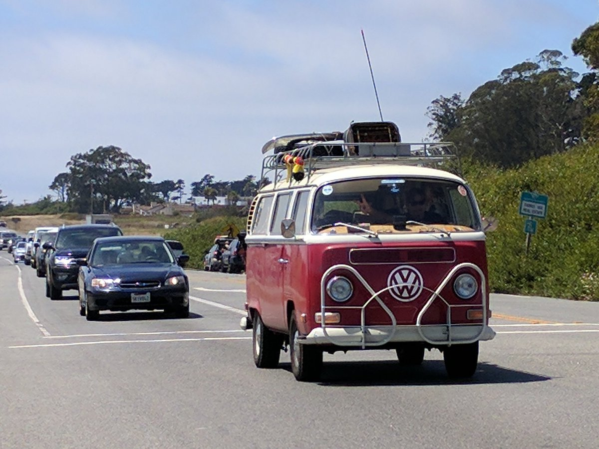 Jonathan Bloom On Twitter After A Stop In Half Moon Bay The - Half moon bay car show