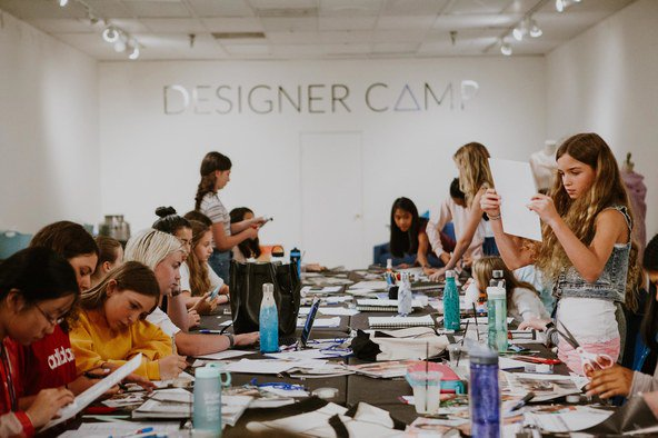 Kcrw On Twitter What S A Typical Day Like At Designer Camp Hear This Full Story Https T Co D2u3dwl9zx