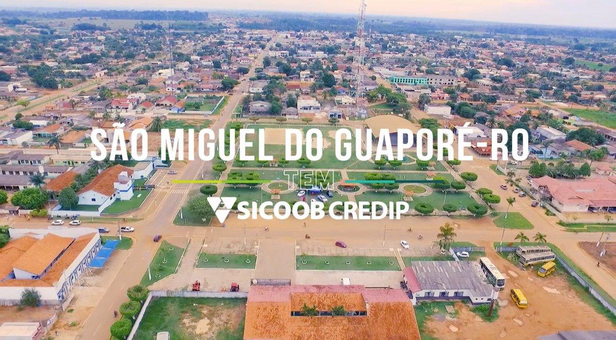 São Miguel do Guaporé Rondônia fonte: pbs.twimg.com