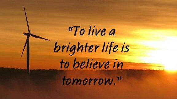 To live a brighter life... #Inspire #Trust <br>http://pic.twitter.com/tAMeO3Vs29