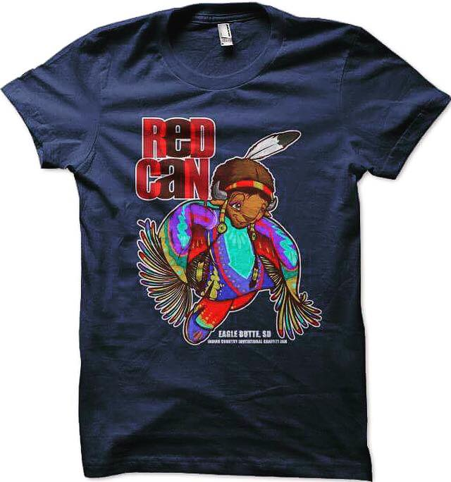 Support CRYP when you buy RedCan T-shirts, posters, mugs &amp; coffee!  http:// ow.ly/C1Pl30dWvl2  &nbsp;   #RedCanRising #lakota #socialenterprise <br>http://pic.twitter.com/xHTnra0j7r