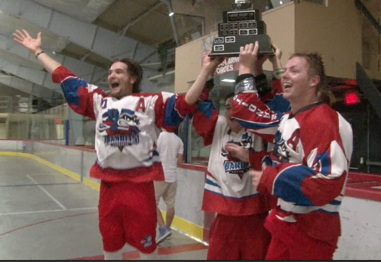 .@MarinersHockey&#39;s  Ryan Daley helps lead @JrABandits to #ECJLL ch&#39;ship.  VIDEO:  http:// bit.ly/2uYTws  &nbsp;   #SportsandMoore #LAX <br>http://pic.twitter.com/OxEHNoAy9Y
