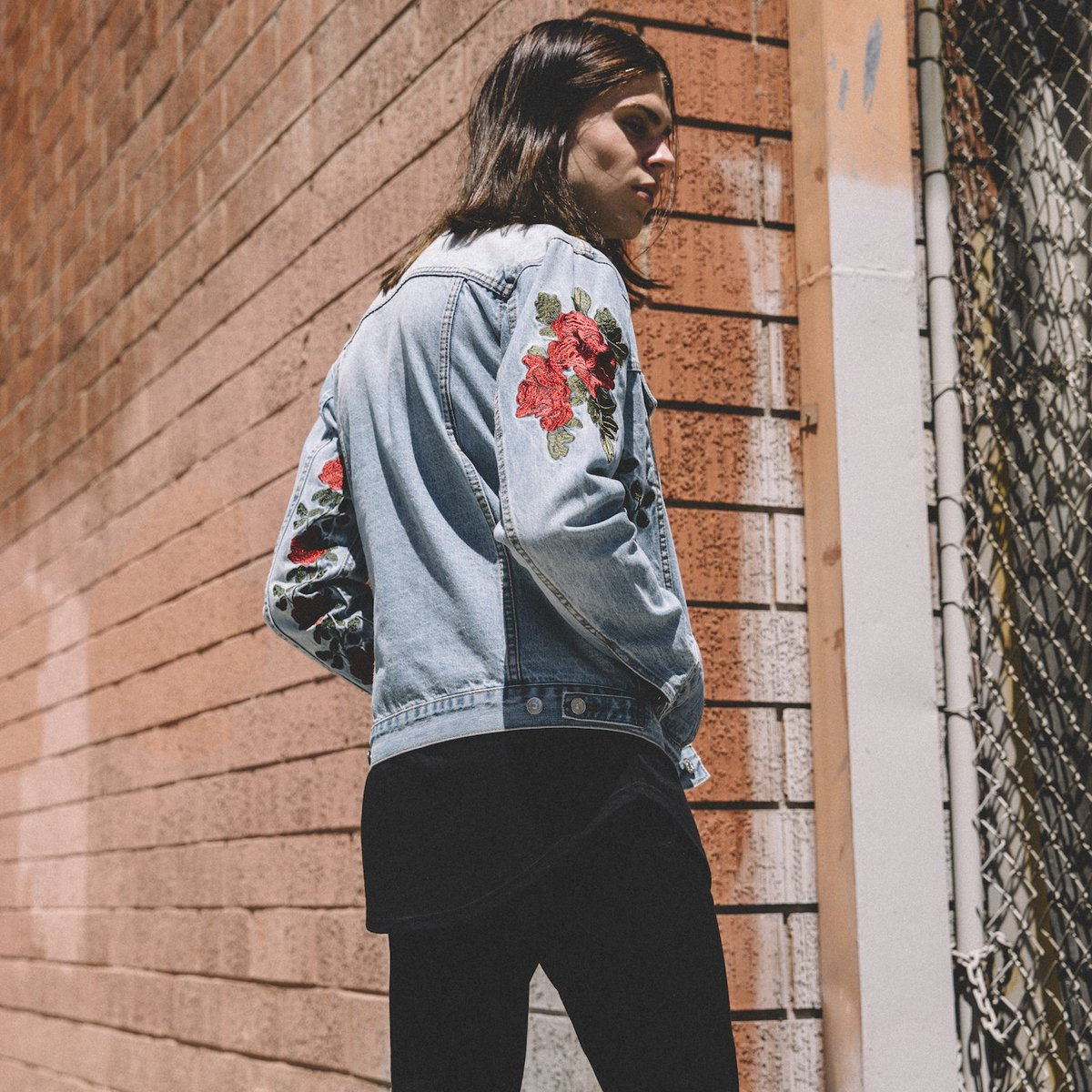 Pacsun On Twitter Not Your Average Denim Jacket Https T Co