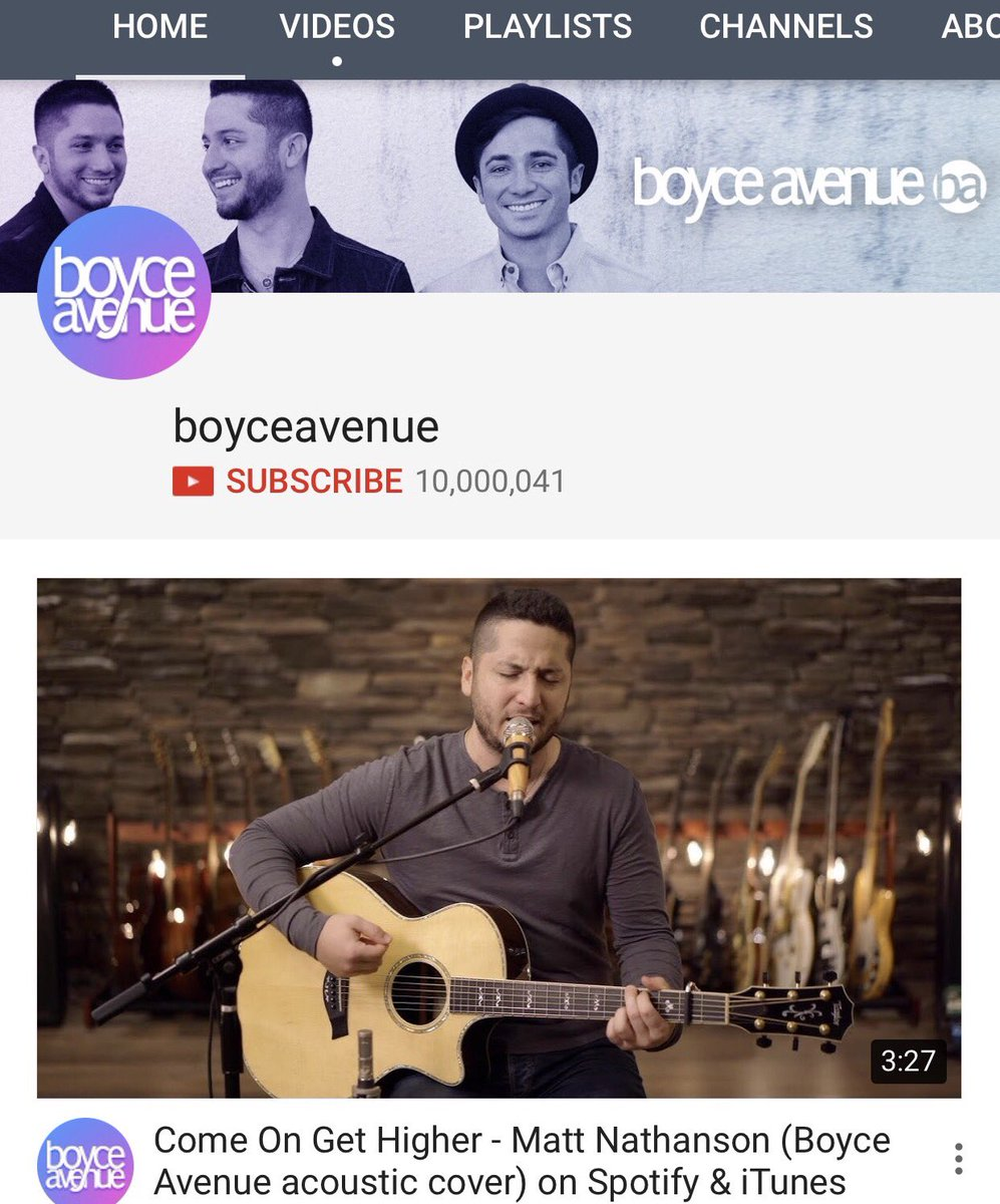 how to sing like boyce avenue