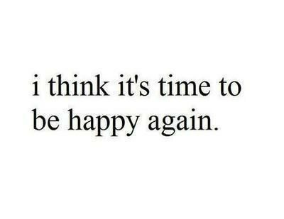 I think it&#39;s time to be happy again! #ChooseJoy #Mindset #shift<br>http://pic.twitter.com/tkDXVhzRBl