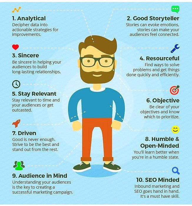 op 10 Qualities Of A Great #Inbound Marketer! #content #SMM #SEO #ux #makeyourownlane #Mpgvip #AI #defstar5 #IoT #startups #GrowthHacking <br>http://pic.twitter.com/fvOrPeNcXf