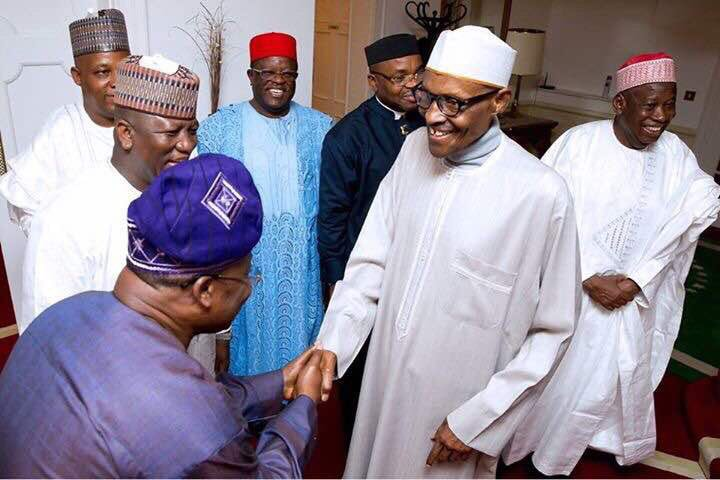 Acting is the main job today. The man who runs the country is Acting President, supported by the Acting Secretary to Government of Federation (SGF).