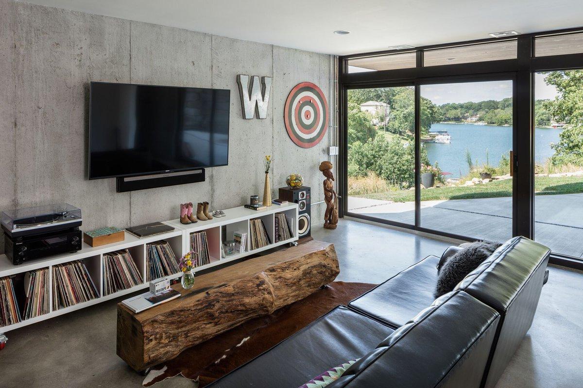 Modern Lodge by KEM Studio |  http://www. homeadore.com/2017/07/24/mod ern-lodge-kem-studio/ &nbsp; …  Please RT #architecture #interiordesign <br>http://pic.twitter.com/Nw6uVKNE5f