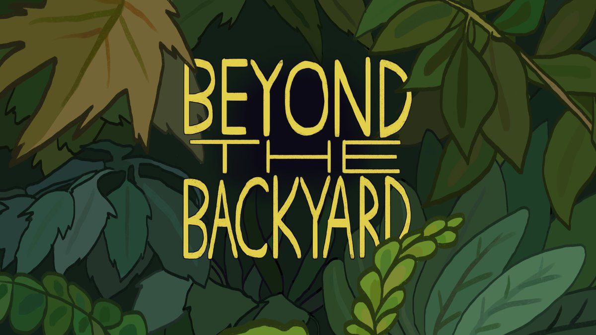 Bout to release this #game with @earlyworms123 and @damage_ko on Friday w/ @FVStudioBoston. Stay #tuned.  Check it:  http:// bit.ly/BeyondTheBacky ardPreview &nbsp; … <br>http://pic.twitter.com/tkaL2pVaKa