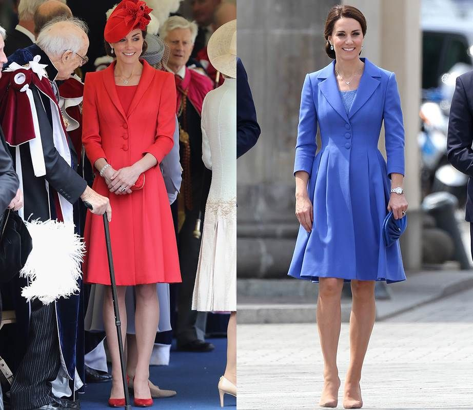 All the dresses the Duchess of Cambridge has in more than one colour https://t.co/8jYvLTlGLz