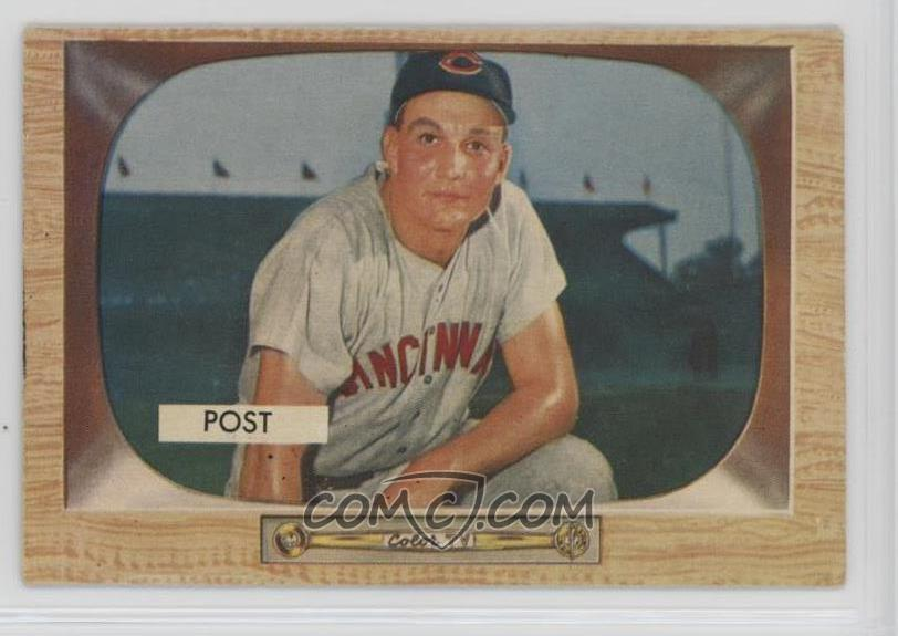BrilliantCards #Giveaway  Retweet &amp; reply with favorite MLB team to enter to win this 1955 Bowman Wally Post Card #Reds #Baseball Ends 7/30<br>http://pic.twitter.com/xQEwXPtigM