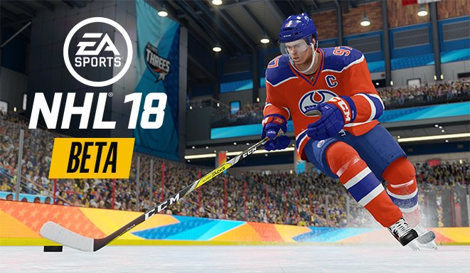 Still looking for an #NHL17Beta Code? Retweet And Follow For A Chance To Win One Now!   #PS4 #NHL18 #Giveaway #PuckerUp<br>http://pic.twitter.com/XIH55FGmBC