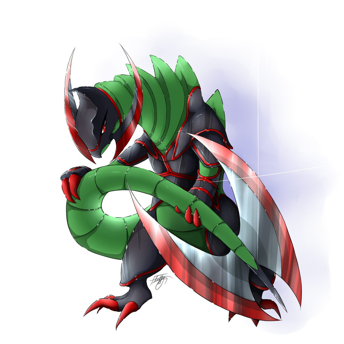 Thesuzerain On Twitter One Last Leaked Mega Mega Haxorus 76182