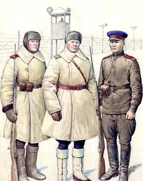 картинки рисунки войска нквд или романтичный