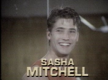 Happy birthday Sasha Mitchell