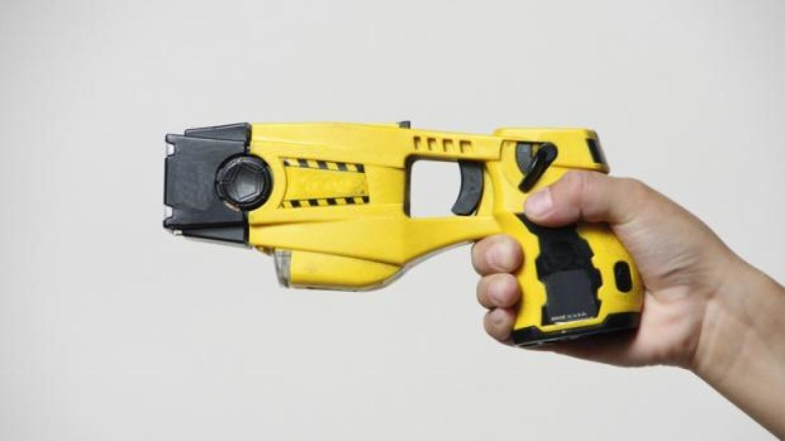 Why Is There Confetti In So Many Taser Guns? — https://t.co/WziZkgdoSo
