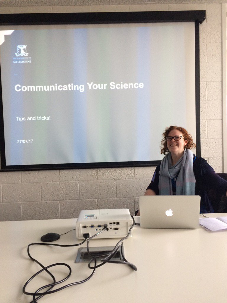 Let&#39;s communicate some science! #scicomm #upskill #phdchat <br>http://pic.twitter.com/B3jIWODaM4