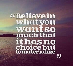 &quot;Believe in what you want so much that it has no choice but to materialize.&quot; #1111 #makeawish #believe #staypositive<br>http://pic.twitter.com/oQx5xRByF1