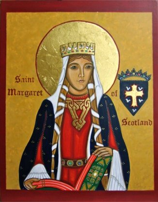 #DYK that some Scottish queens used St Margaret&#39;s shift in childbirth for the protection provided by the saint in childbirth? #jamesofscots<br>http://pic.twitter.com/kbbOniPbt3